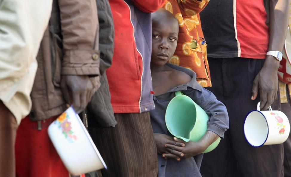 Uganda Congolese Refugees