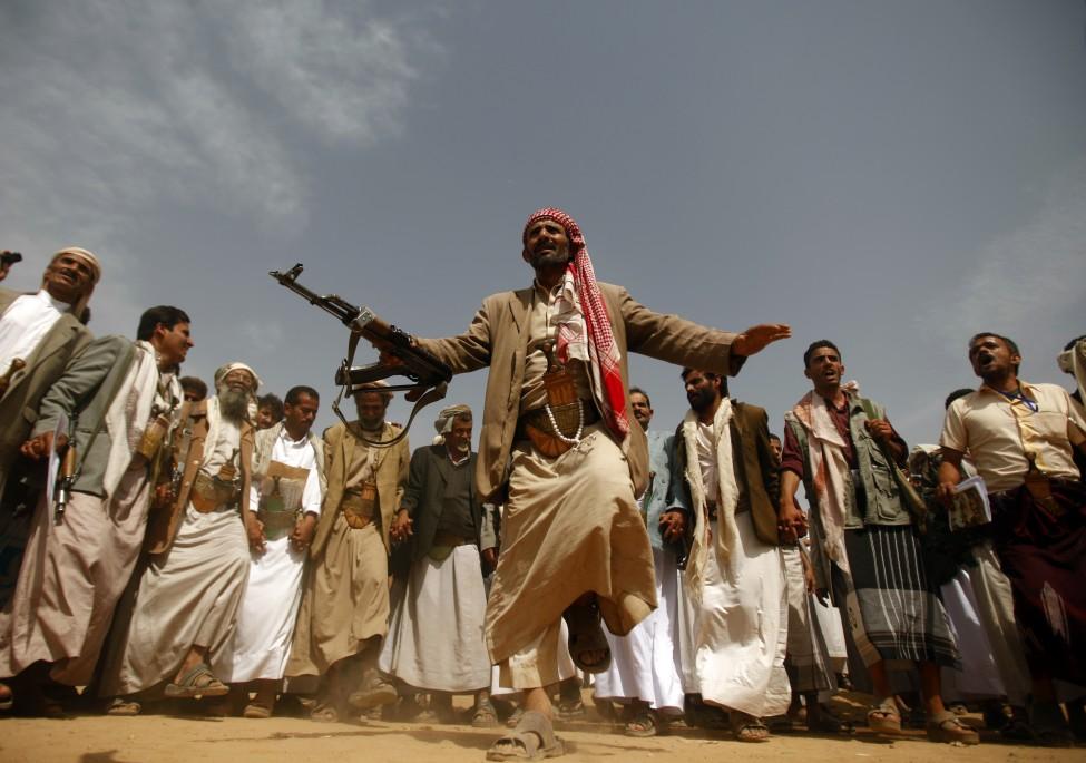 Yemen al-Houthi