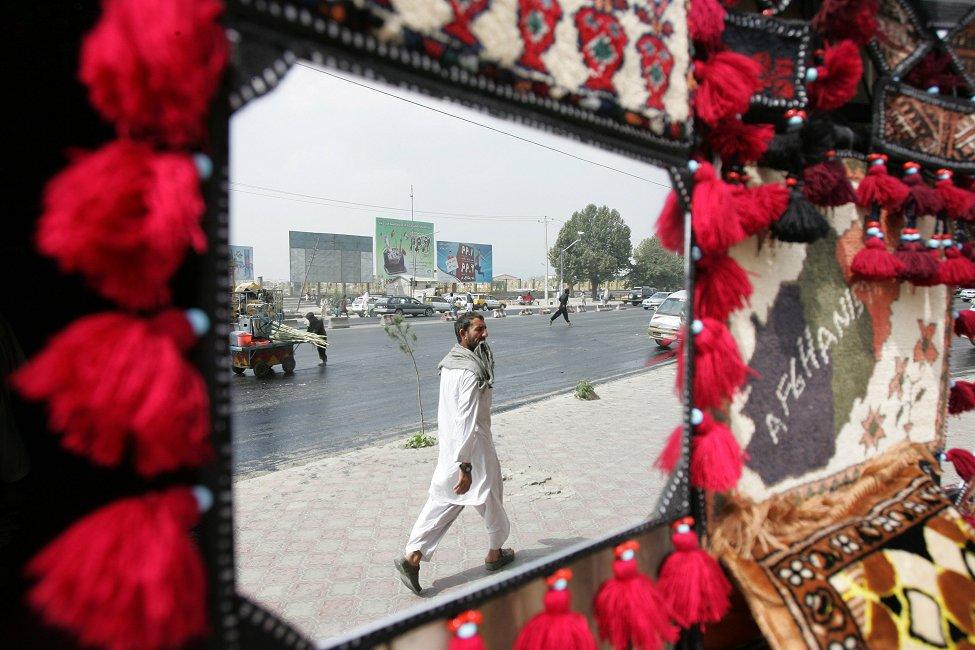 Kabul Afghanistan Street