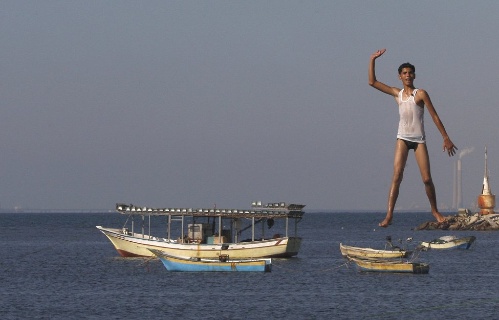 Palestinian Beach Gaza