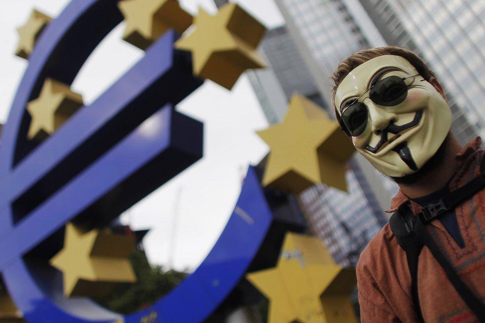 Occupy Frankfurt ECP