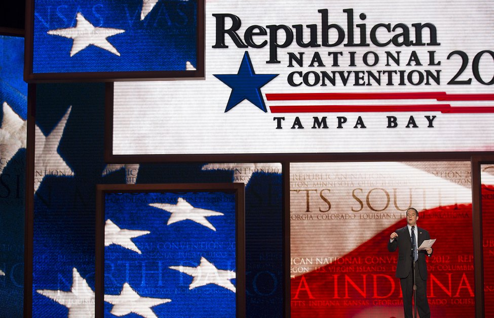 Tampa Republican Convention