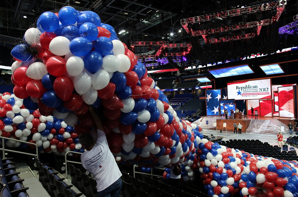 US Republican National Convention