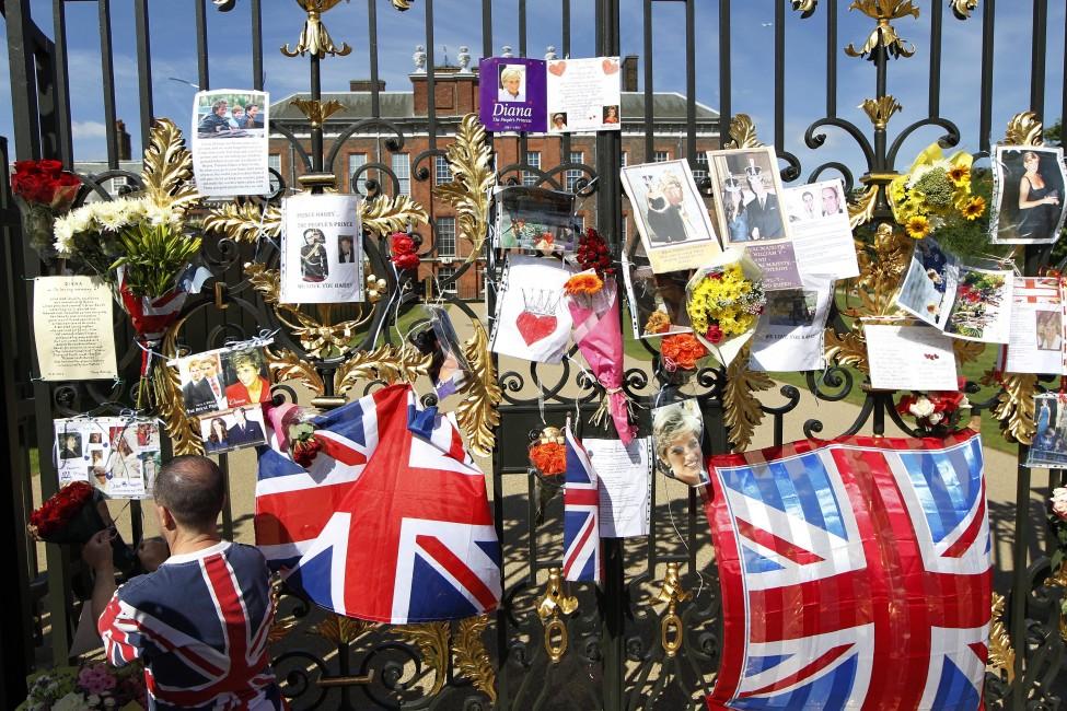 Britain Diana Anniversary