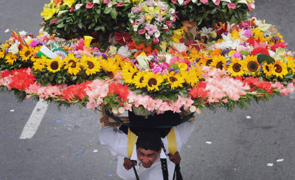 Colombia Flower Festival