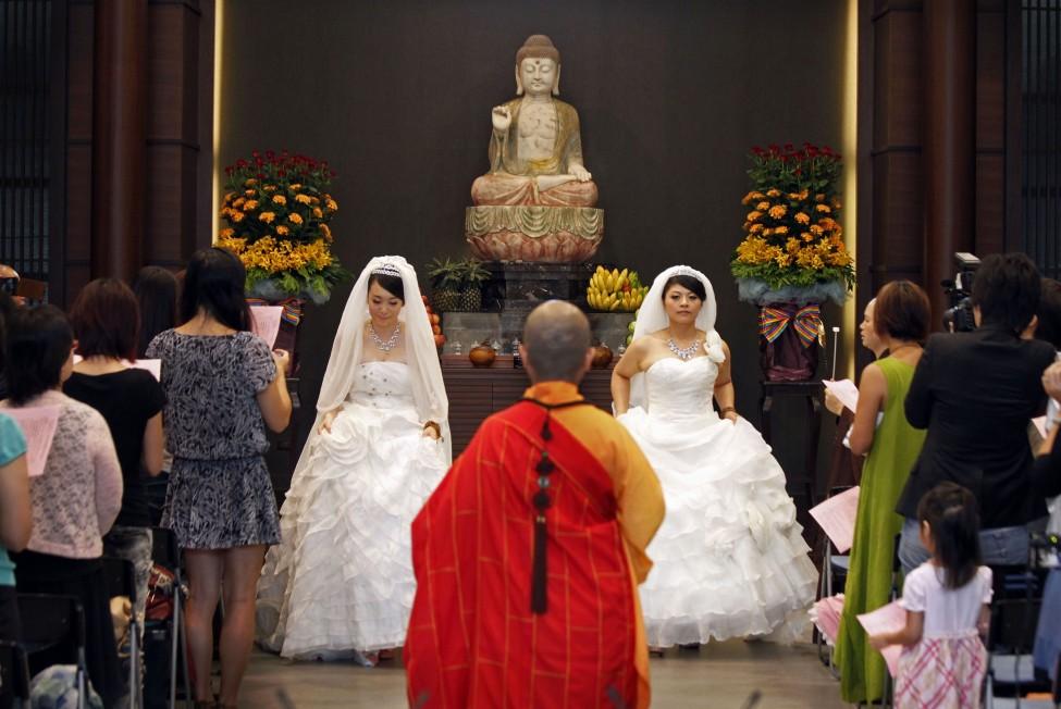 Taiwan Lesbian Wedding