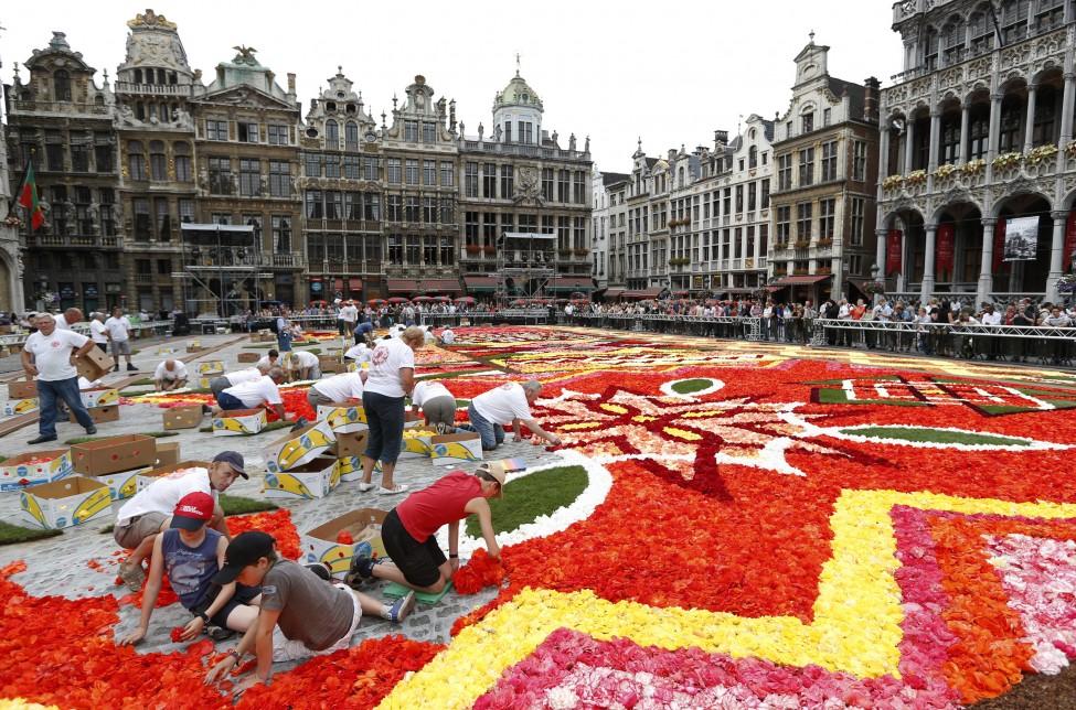 Belgium Grand Place