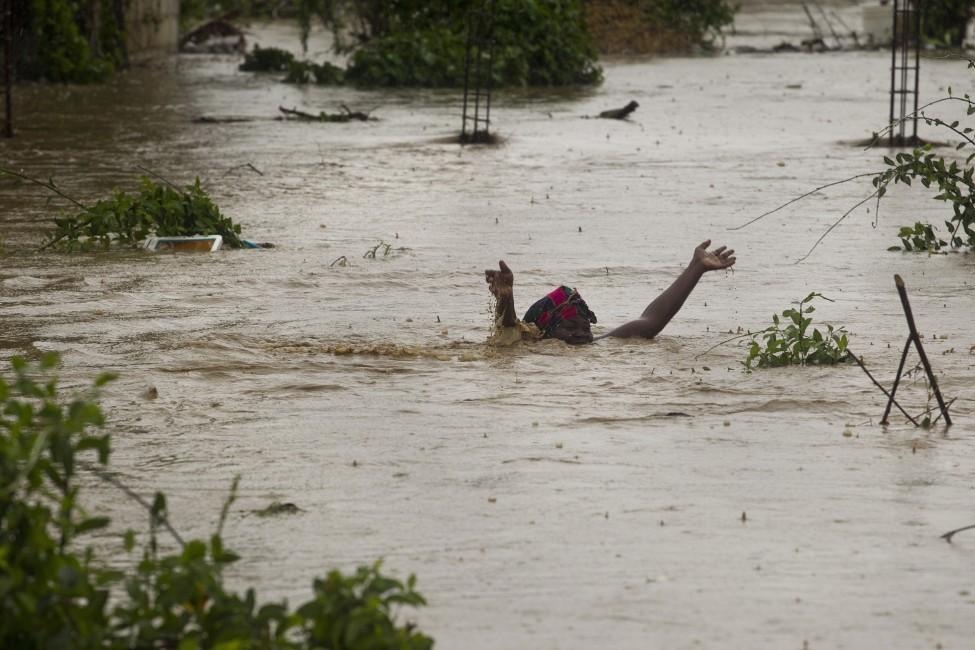 Haiti Tropical Storm Isaac