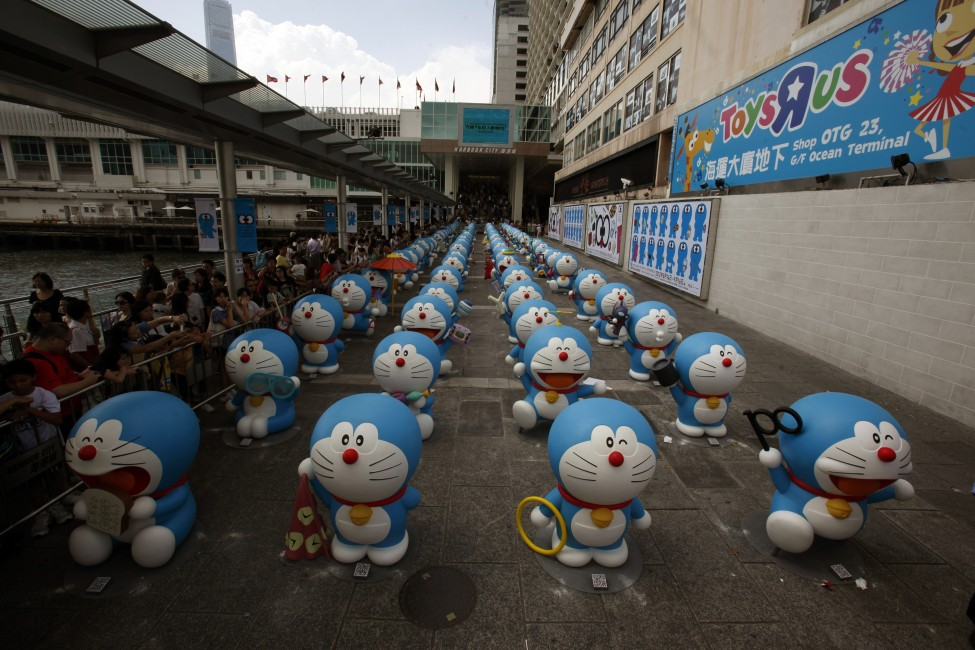 Hong Kong Doraemon