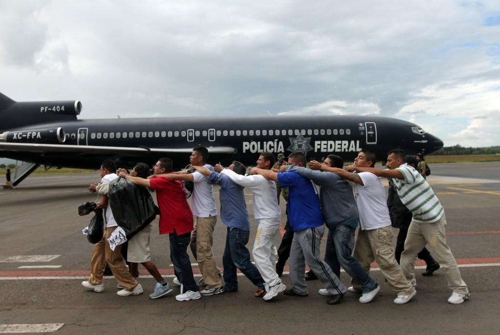 Mexico Prisoners