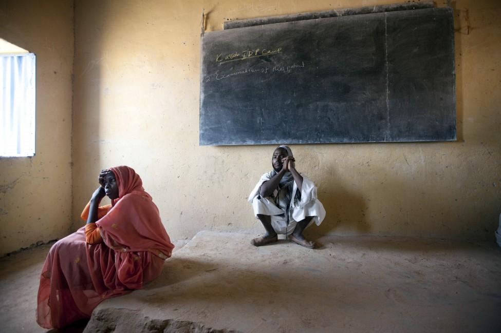 Sudan IDPs