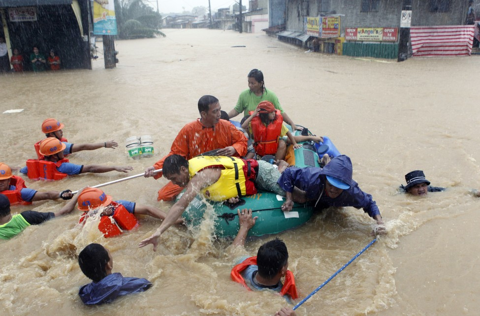 Philippines Flood