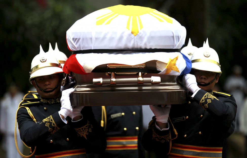Philippines State Funeral