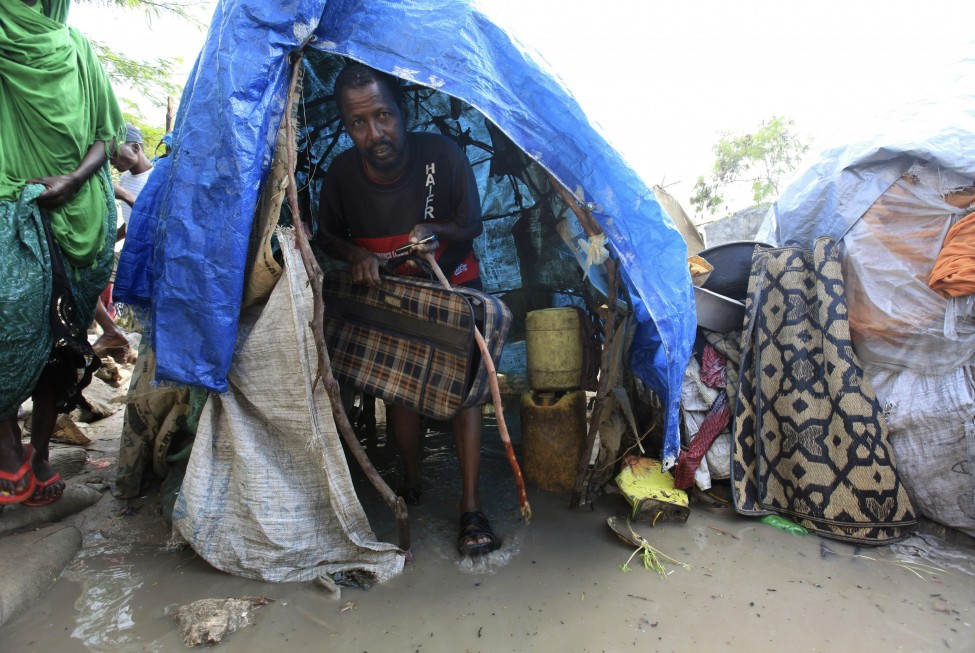 Somalia IDPs