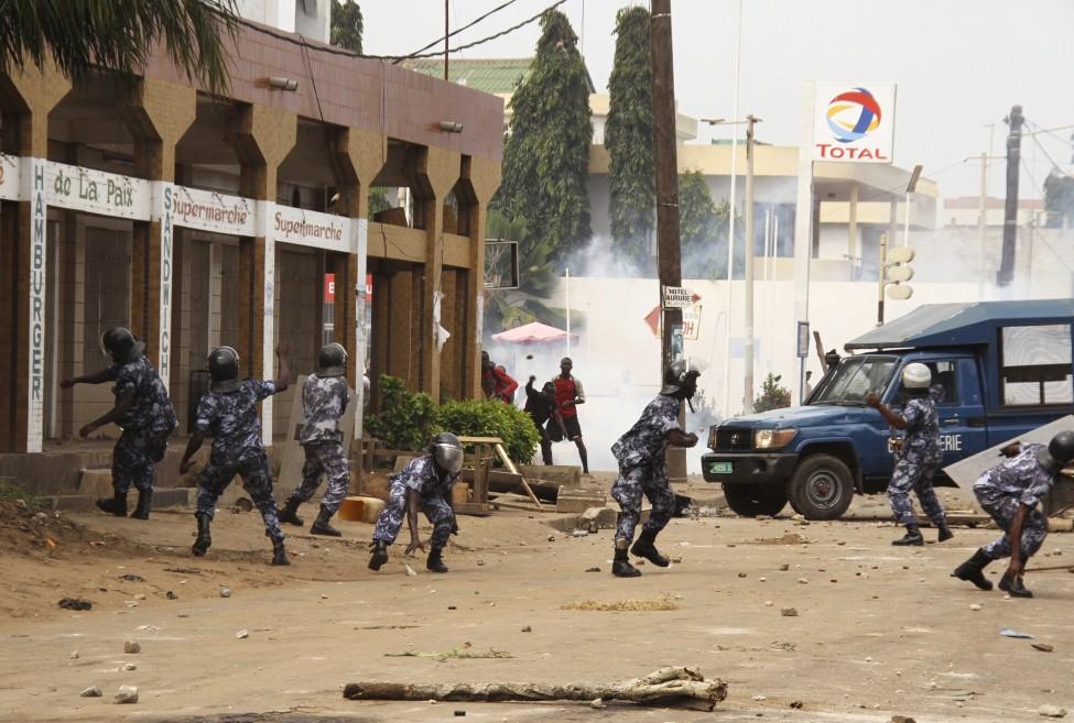 Togo Unrest