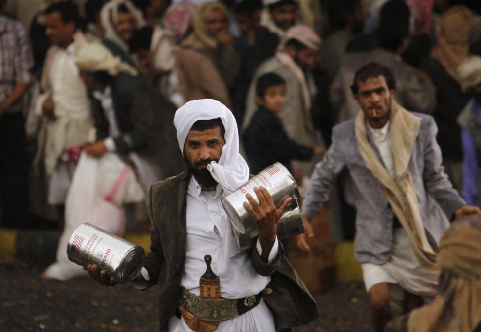 Yemen IDPs