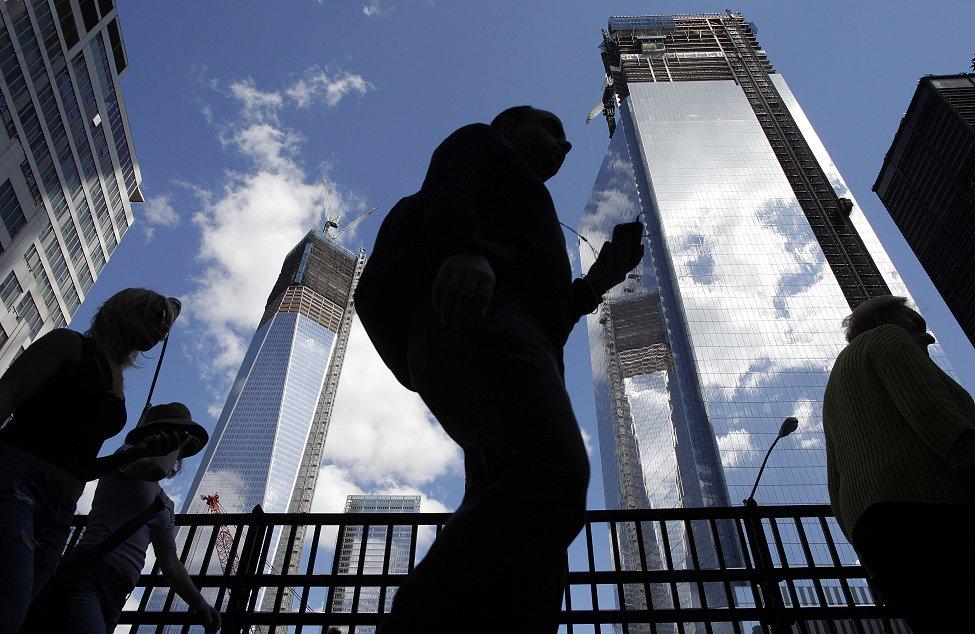 911 Anniversary NYC