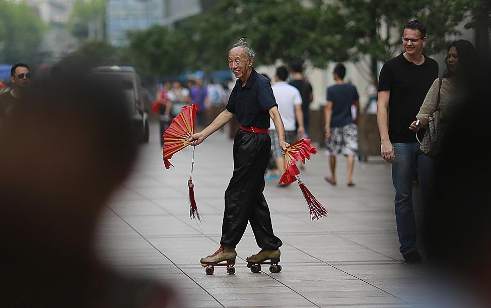 Beijing Street Artist