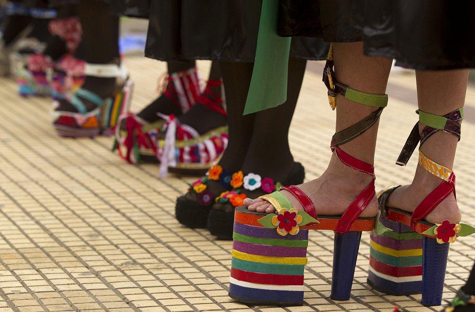 Peru Prison Shoes