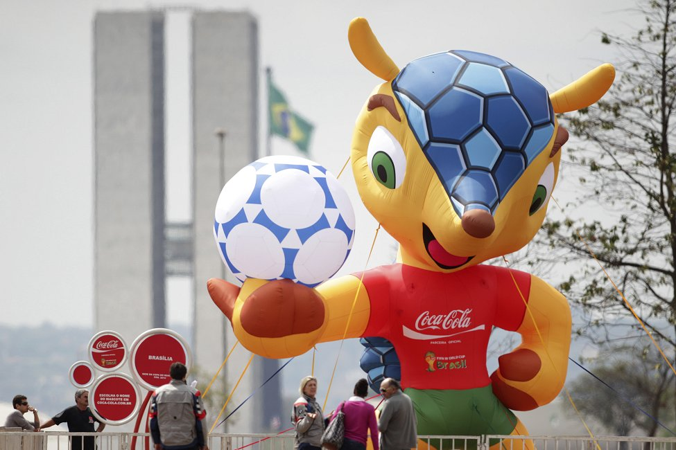 Brazil World Cup Mascot