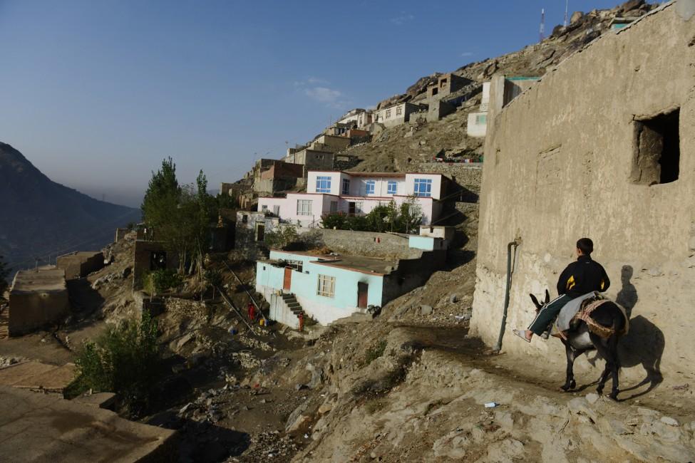 Afghanistan Kabul Residents