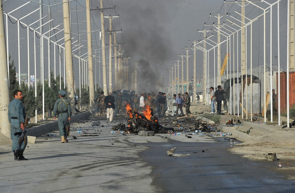 AFghanistan Unrest