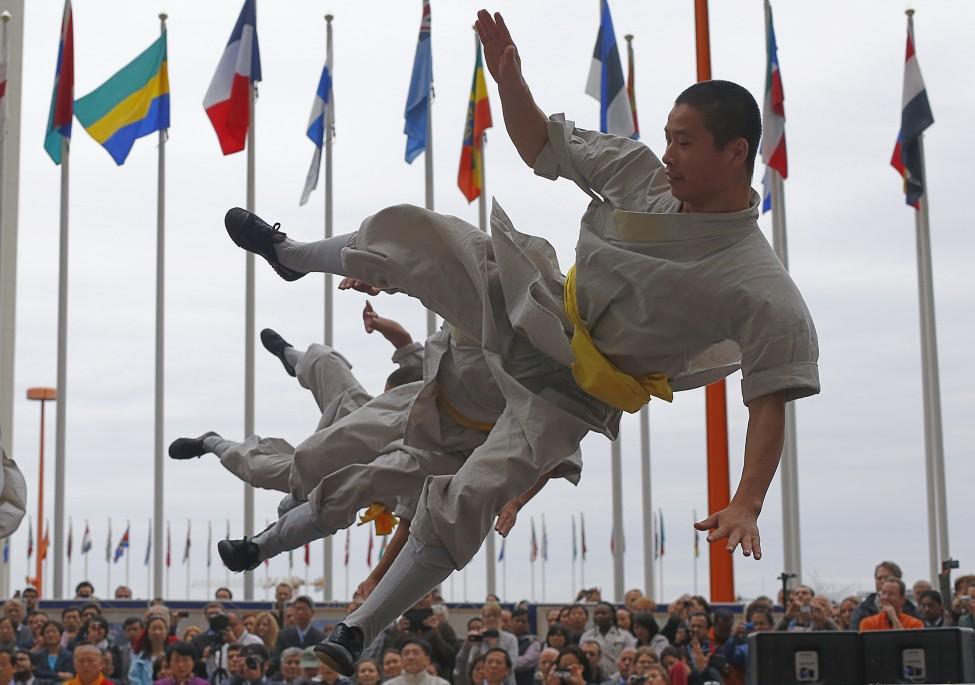Austrai China Kung Fu
