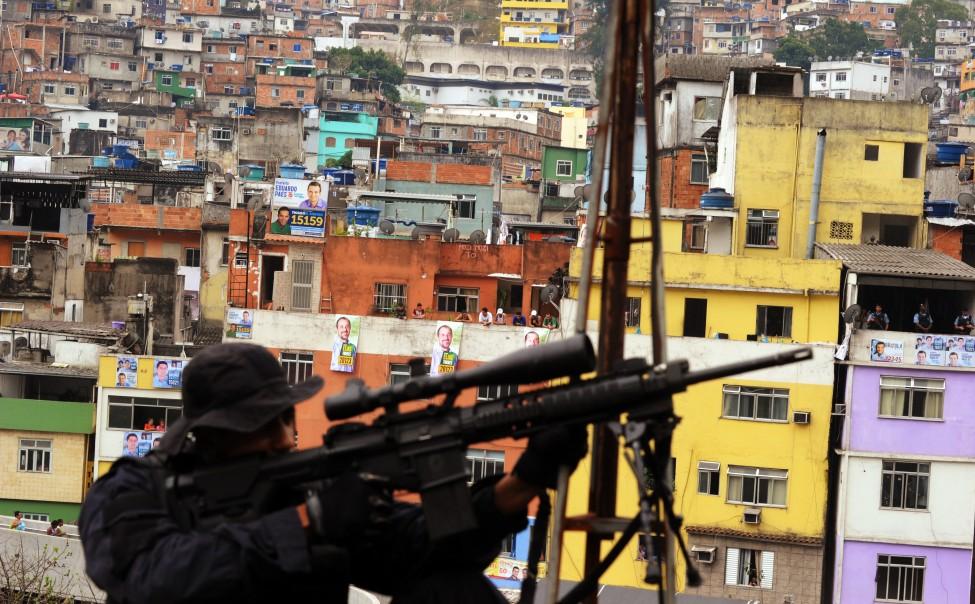 Brazil Unrest