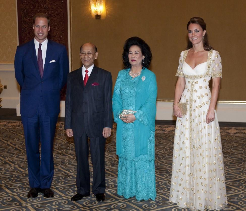 Malaysia Britain Royal