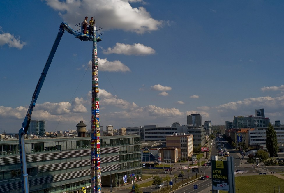 Czech Lego Tower