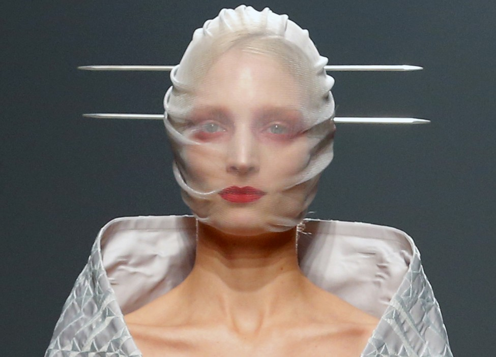 Paris Fashion  Gareth Pugh