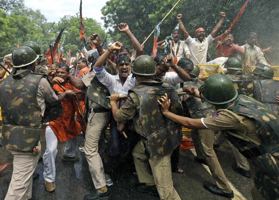 India Creating States