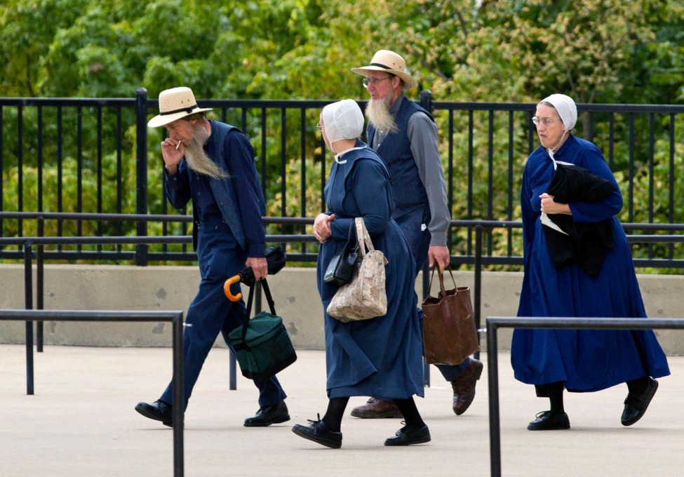 Amish Attacks