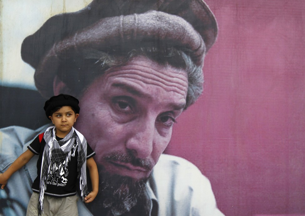 Afghanistan Massoud
