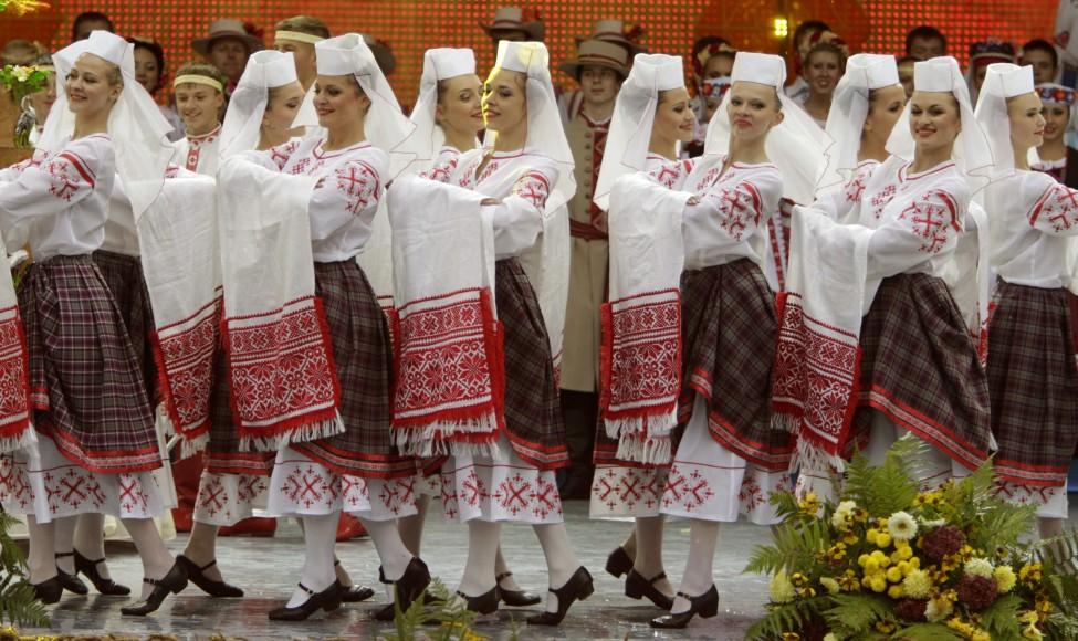Belarus Harvest Festival