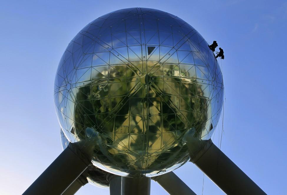 Belgium Atomium