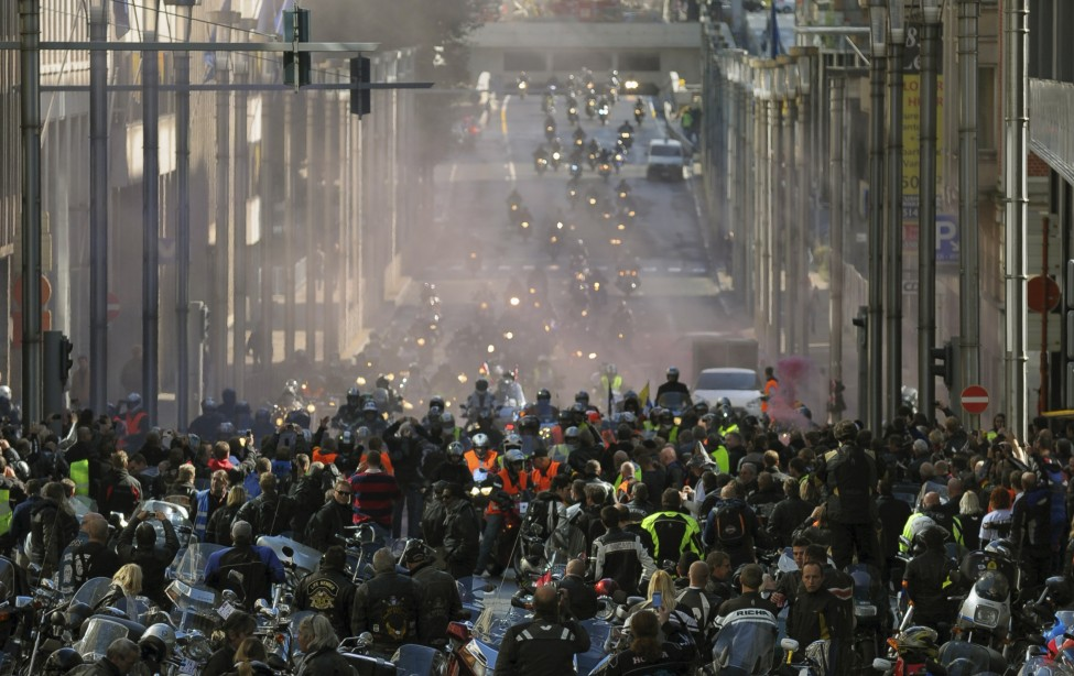 Belgium Protest