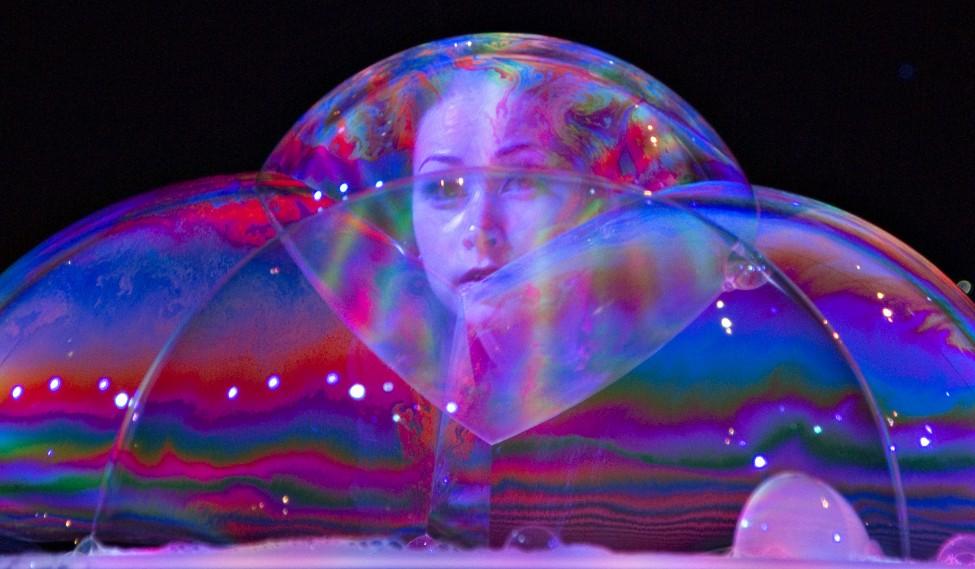 Canada Bubble Artist