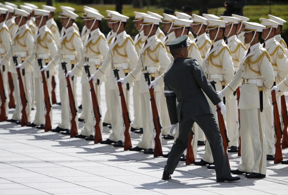 Japan Hornor Guard