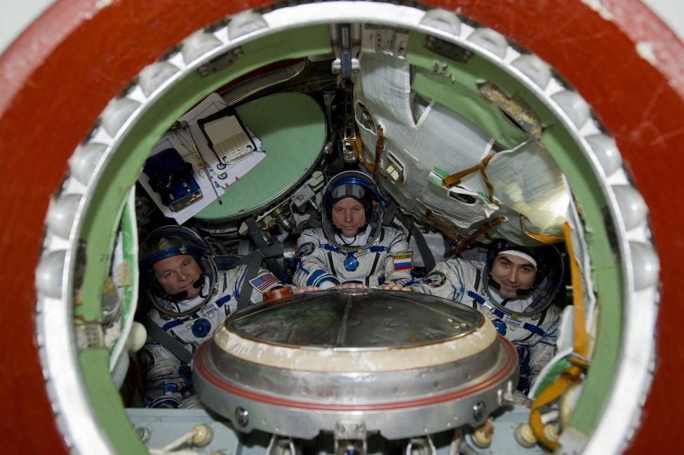 Russia Cosmonauts