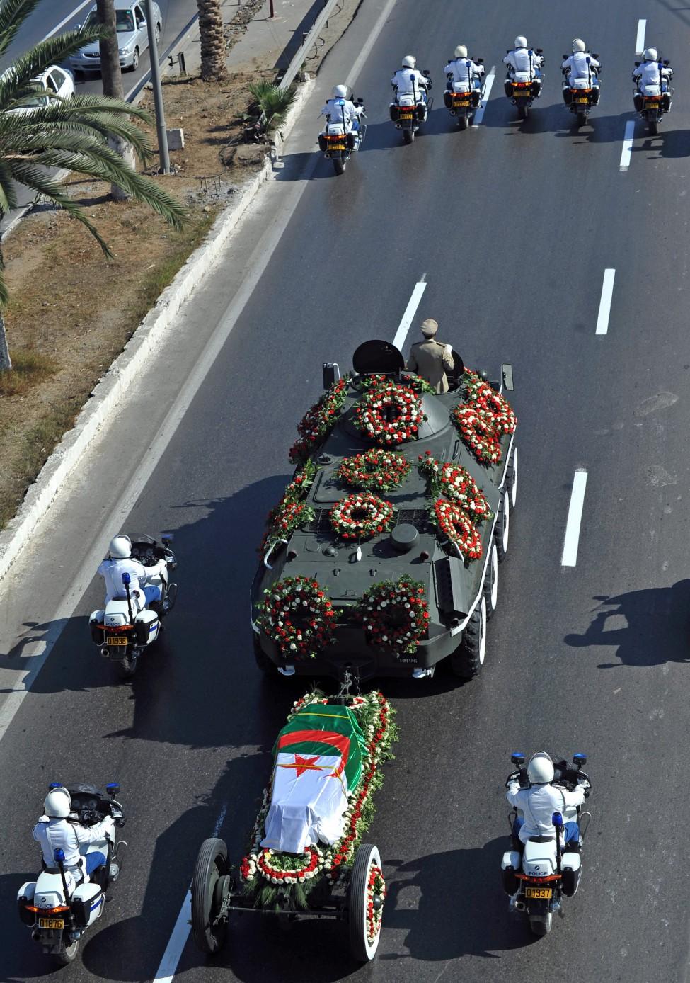 Algeria Funeral