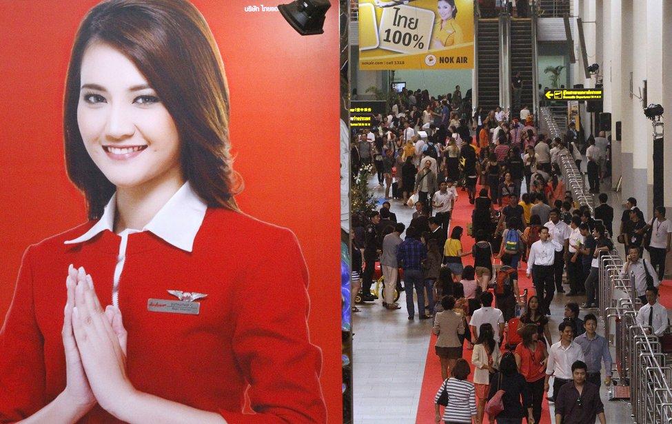 Bangkok Airport Reopens