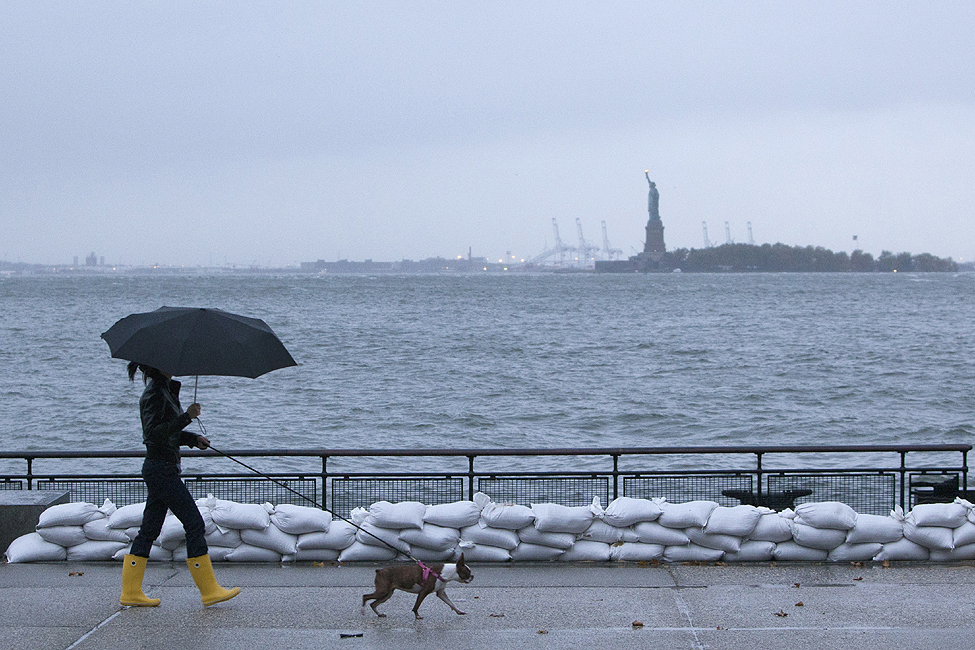 New York Sandy