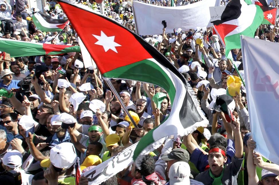 Jordan Demonstration