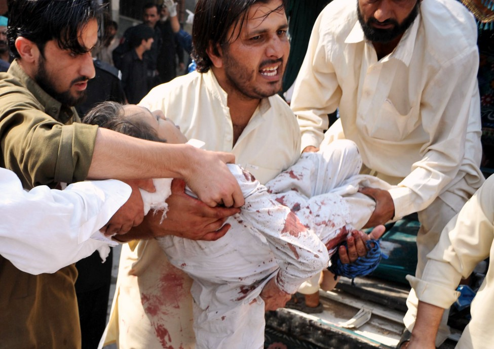 Pakistan Suicide Bombing