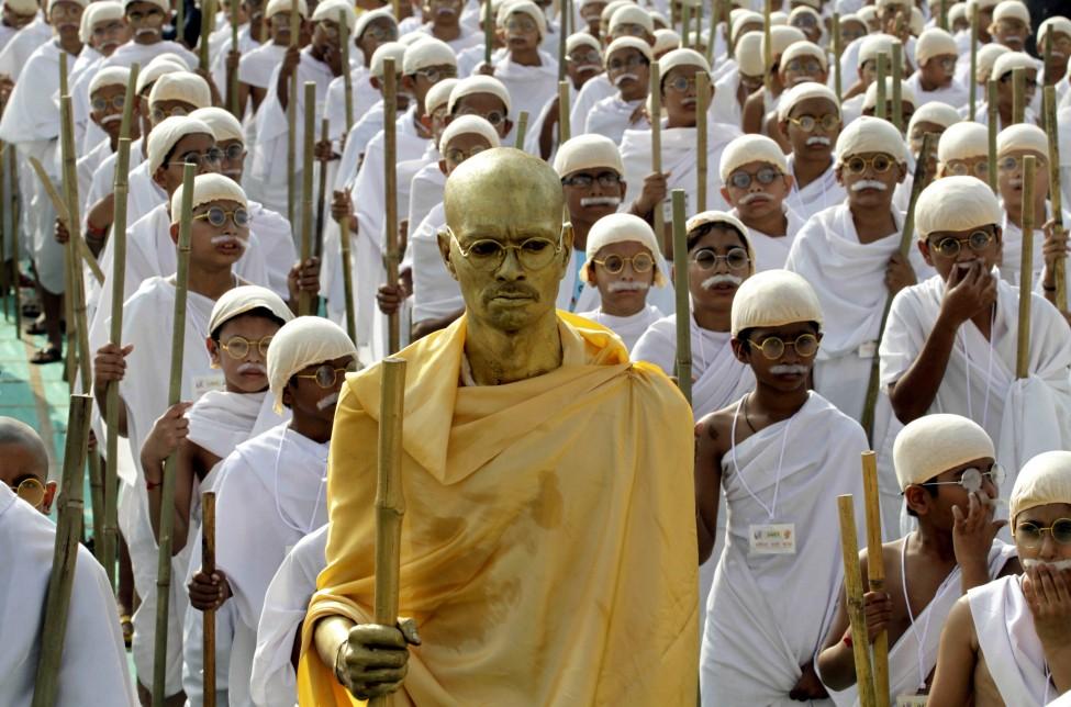 India Gandhi Anniversary