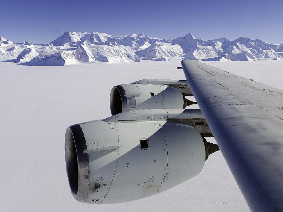 NASA Antarctica