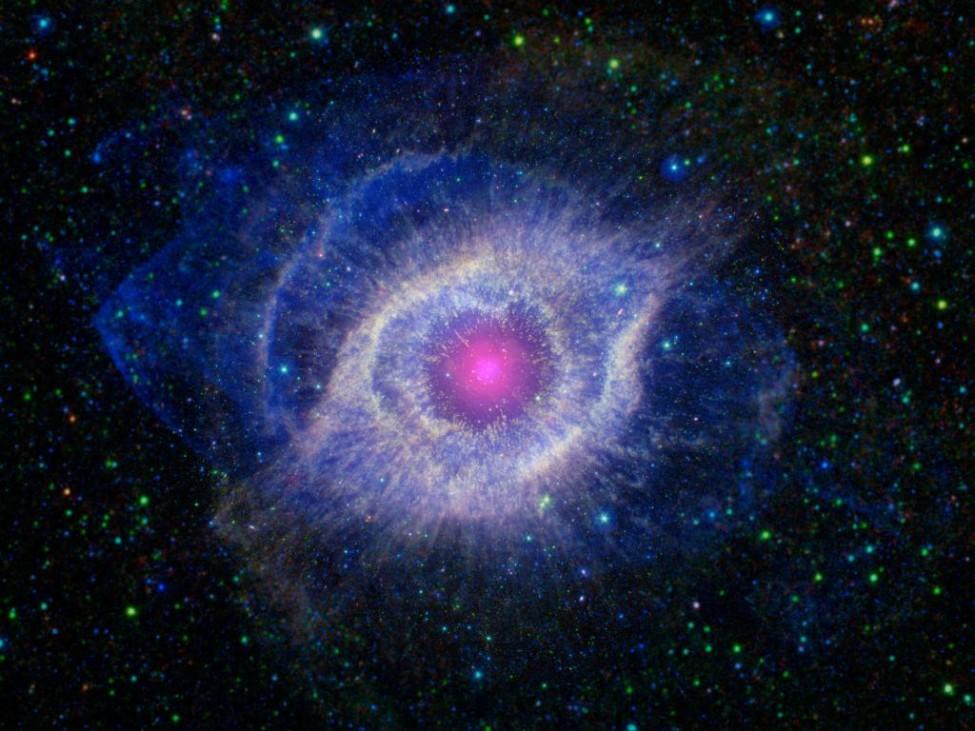 NASA  Helix Nebula