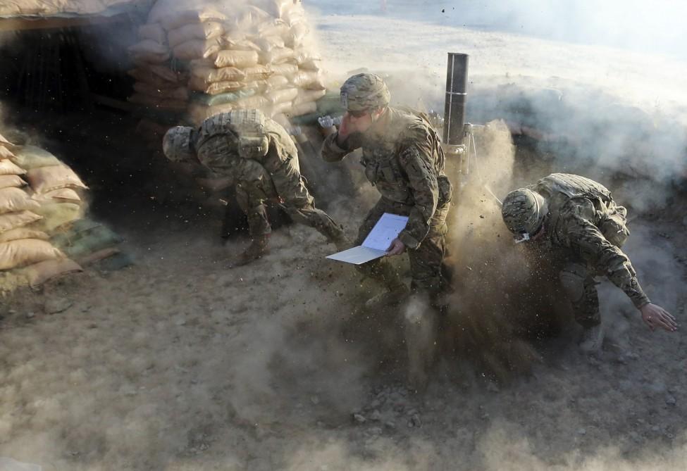 Afghanistan U.S. Soldiers