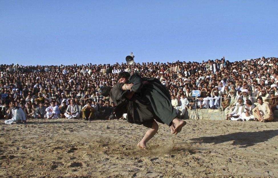 Afghanistan Wrestling